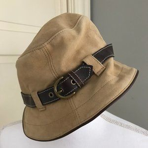 VTG Coach Tan Bucket Hat